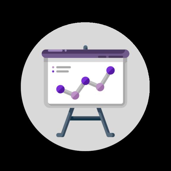 Custom Analytics Logo